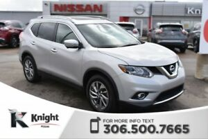 2015 Nissan Rogue SL! Navigation! Forward Emergency Braking! Aro