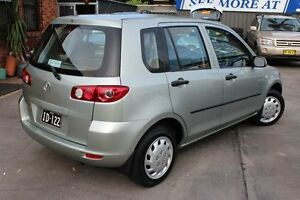 2004 Mazda 2 DY Neo Silver 5 Speed Manual Hatchback Hamilton Newcastle Area Preview
