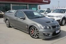 2011 Holden Special Vehicles Maloo E Series 3 R8 Grey 6 Speed Manual Utility Wangara Wanneroo Area Preview