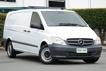 2012 Mercedes-Benz Vito 639 MY11 116CDI LWB White 5 Speed Automatic Van Acacia Ridge Brisbane South West Preview