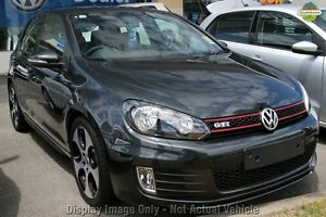 2012 Volkswagen Golf VI MY12.5 GTI DSG Grey 6 Speed Sports Automatic Dual Clutch Hatchback Nedlands Nedlands Area Preview