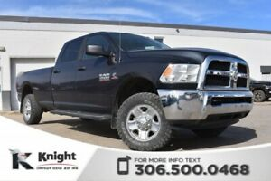 2015 Ram 2500 SLT | 8 Foot Box | 40/20/40 Front Bench