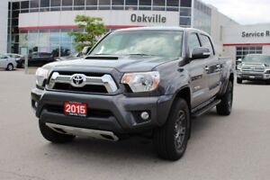 2015 Toyota Tacoma TRD Sport w/ Leather, Navigation & Backup Cam