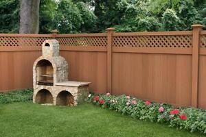 Specialty Fence Products for your Outdoor Oasis