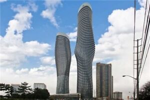 Fully Upgraded 2 Bdrm Condo Apt In The Heart Of Mississauga