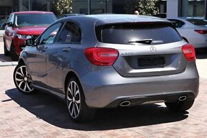 2015 Mercedes-Benz A200 W176 806MY D-CT Grey 7 Speed Sports Automatic Dual Clutch Hatchback Osborne Park Stirling Area Preview
