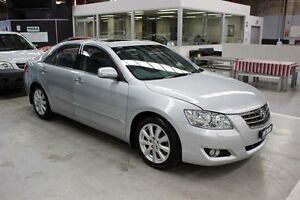 2008 Toyota Aurion GSV40R Presara Silver 6 Speed Sports Automatic Sedan Maryville Newcastle Area Preview