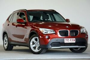 2011 BMW X1 E84 MY11 sDrive 18I Red 6 Speed Automatic Wagon Coopers Plains Brisbane South West Preview