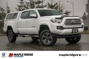 2017 Toyota Tacoma TRD 4X4, AWESOME DEAL, BED CAP INCLUDED!