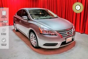 2013 Nissan Sentra LUXURY PKG! CVT! SUNROOF!