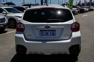 2013 Subaru XV MY13 2.0I-S White Continuous Variable Wagon