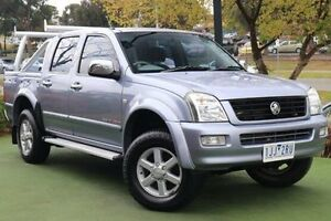 2004 Holden Rodeo RA LT Crew Cab Silver 5 Speed Manual Utility Berwick Casey Area Preview