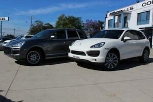 2010 Porsche Cayenne Series 2 S White 8 Speed Tiptronic Wagon Lansvale Liverpool Area Preview