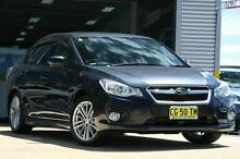 2013 Subaru Impreza MY14 2.0I-S (AWD) Grey Continuous Variable Sedan Rosebery Inner Sydney Preview