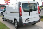 2014 Renault Trafic X83 Phase 3 Low Roof LWB Quickshift White 6 Speed Seq Manual Auto-Clutch Van Kedron Brisbane North East Preview