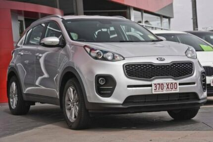 2017 Kia Sportage QL MY17 Si 2WD Silver 6 Speed Sports Automatic Wagon Rothwell Redcliffe Area Preview