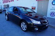2013 Holden Cruze JH Series II MY14 SRi Black 6 Speed Manual Hatchback Elderslie Camden Area Preview