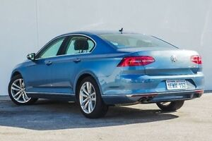2015 Volkswagen Passat 3C (B8) MY16 140TDI DSG Highline Blue 6 Speed Sports Automatic Dual Clutch Bellevue Swan Area Preview