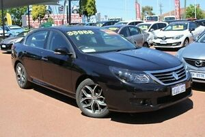 2013 Renault Latitude X43 MY13 Privilege Black 6 Speed Sports Automatic Sedan Willagee Melville Area Preview