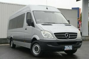 2008 Mercedes-Benz Sprinter NCV3 MY08 315CDI High Roof LWB Silver 5 Speed Automatic Van Oakleigh Monash Area Preview
