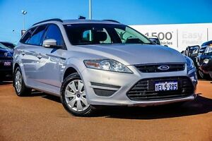 2014 Ford Mondeo MC LX PwrShift TDCi Grey 6 Speed Sports Automatic Dual Clutch Wagon Westminster Stirling Area Preview