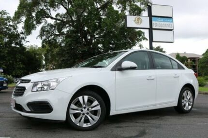 2015 Holden Cruze JH Series II MY15 Equipe White 6 Speed Sports Automatic Sedan Earlville Cairns City Preview