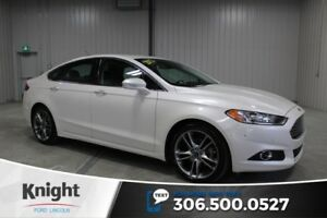 2013 Ford Fusion Titanium AWD Navigation, Moon Roof