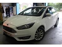 Ford Focus 1.6 Titanium Navigation 5dr Powershift