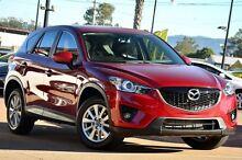 2013 Mazda CX-5 KE1021 MY13 Maxx SKYACTIV-Drive AWD Sport Red 6 Speed Sports Automatic Wagon Moorooka Brisbane South West Preview