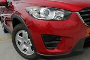 2017 Mazda CX-5 KE1072 Maxx SKYACTIV-Drive FWD Red 6 Speed Sports Automatic Wagon Brendale Pine Rivers Area Preview