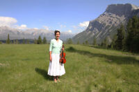 Violin Playing at Wedding Ceremonies - Banff, Canmore & Area!