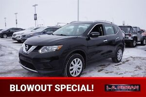 2014 Nissan Rogue ALL WHEEL DRIVE Accident Free,  Back-up Cam,