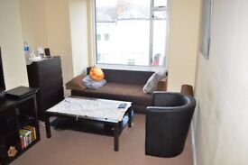 A bright three bedroom maisonette on the first floor refurbished to a high standard.
