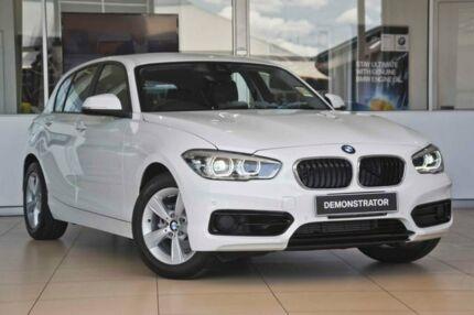 2018 BMW 118i F20 LCI-2 Sport Line Steptronic White 8 Speed Sports Automatic Hatchback Darra Brisbane South West Preview