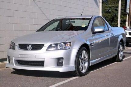 2009 Holden Ute VE MY10 SV6 Silver 6 Speed Auto Seq Sportshift Utility Fremantle Fremantle Area Preview