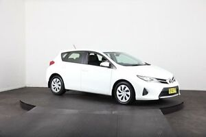 2014 Toyota Corolla ZRE182R Ascent White 7 Speed CVT Auto Sequential Hatchback Mulgrave Hawkesbury Area Preview