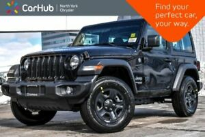 2019 Jeep Wrangler Sport|New Car|4x4|Manual|Backup_Cam|Keyless_G