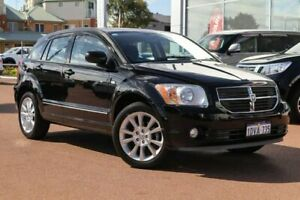 2011 Dodge Caliber PM MY11 SXT Black 6 Speed Constant Variable Hatchback Clarkson Wanneroo Area Preview
