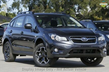 2015 Subaru XV G4-X MY15 2.0i AWD Grey 6 Speed Manual Wagon Capalaba West Brisbane South East Preview