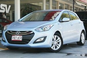 2012 Hyundai i30 GD Elite Blue 6 Speed Sports Automatic Hatchback Somerton Park Holdfast Bay Preview