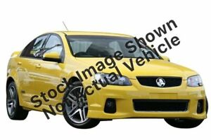 2012 Holden Commodore VE II MY12 SS Silver 6 Speed Automatic Sedan Underwood Logan Area Preview