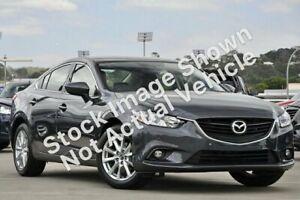 2013 Mazda 6 GJ1021 Touring SKYACTIV-Drive Grey 6 Speed Sports Automatic Sedan Berrimah Darwin City Preview