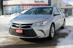 2017 Toyota Camry LE w/Bluetooth & Backup Camera