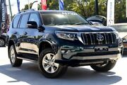 2017 Toyota Landcruiser Prado GDJ150R GXL Blue 6 Speed Sports Automatic Wagon Liverpool Liverpool Area Preview