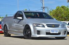 2008 Holden Commodore VE SS-V Nickel 6 Speed Automatic Utility Victoria Park Victoria Park Area Preview