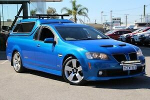 2009 Holden Ute Blue Sports Automatic Utility Welshpool Canning Area Preview