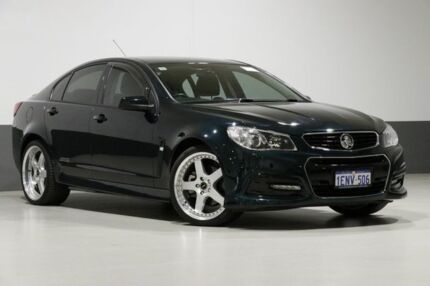 2014 Holden Commodore VF SS Regal Peacock 6 Speed Manual Sedan Bentley Canning Area Preview