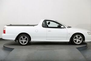 2005 Holden Commodore VZ S White 4 Speed Automatic Utility