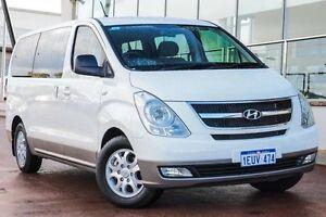 2015 Hyundai iMAX TQ-W MY15 White 4 Speed Automatic Wagon Wangara Wanneroo Area Preview