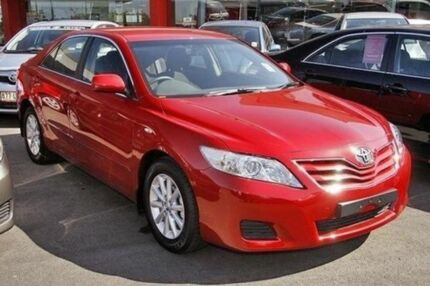 2010 Toyota Camry ACV40R MY10 Altise Wildfire 5 Speed Automatic Sedan Upper Ferntree Gully Knox Area Preview